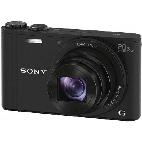 SONY DSCWX350B Point and Shoot Digital Still Camera