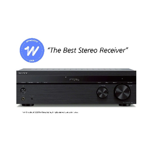 SONY STRDH190 2 Channel Stereo Receiver with Phono Inputs and Bluetooth