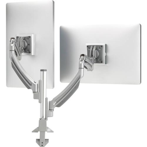 CHIEF K1C220S Kontour K1C Dual Dynamic Column Mounts - Silver