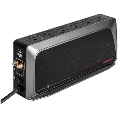 AUDIOQUEST PowerQuest 2 6-Outlet Surge Protector