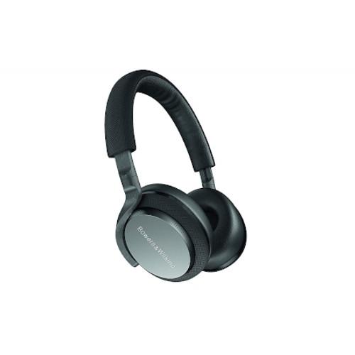 BOWERS & WILKINS FP41173P PX5 On-Ear Noise Cancelling Wireless Headphones - Space Grey B&W