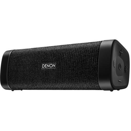DENON DSB150BTBK Envaya Mini Portable Bluetooth Speaker - Black