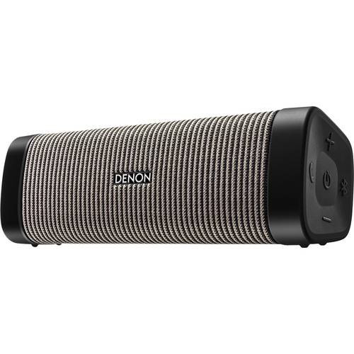 DENON DSB150BTBG Envaya Mini Portable Bluetooth Speaker - Grey
