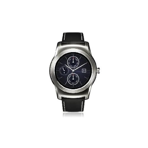LG W150SIL Urbane Wearable Smartwatch - Silver