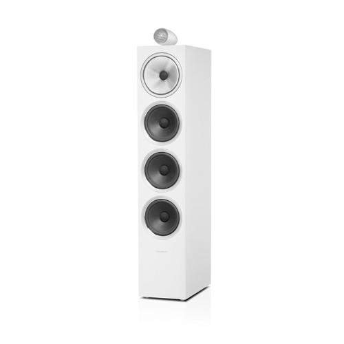 BOWERS & WILKINS FP39365 702 S2 Floorstanding Speaker - Satin White B&W