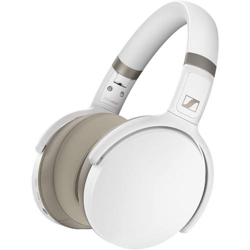 SENNHEISER HD450BTWH Bluetooth Wireless Headphones - White