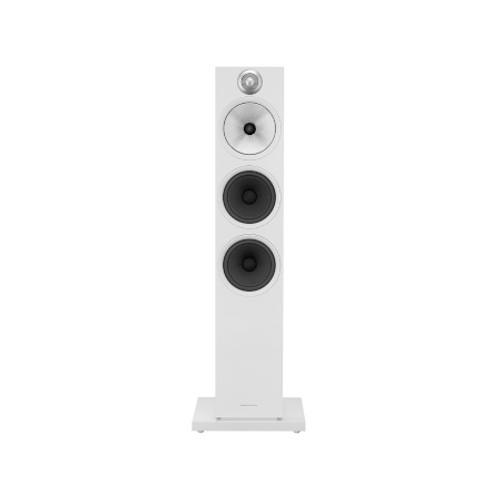 BOWERS & WILKINS FP42595 603 Floorstanding Speakers - White