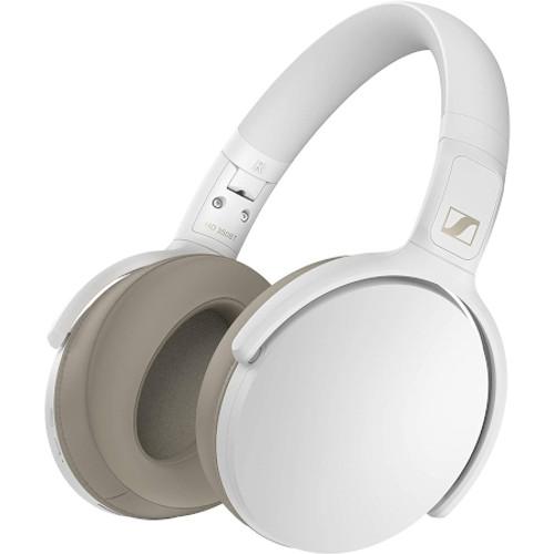 SENNHEISER HD350BTWH Bluetooth Wireless Headphones - White