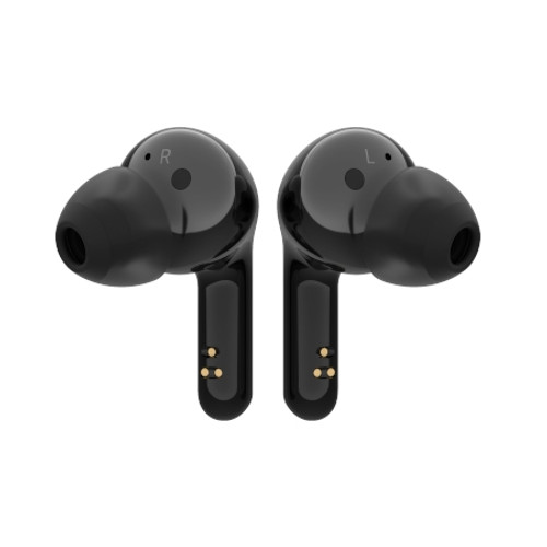 LG HBSFN6 TONE Free Earbuds with UVnano Charging Case & Meridian Audio - Black