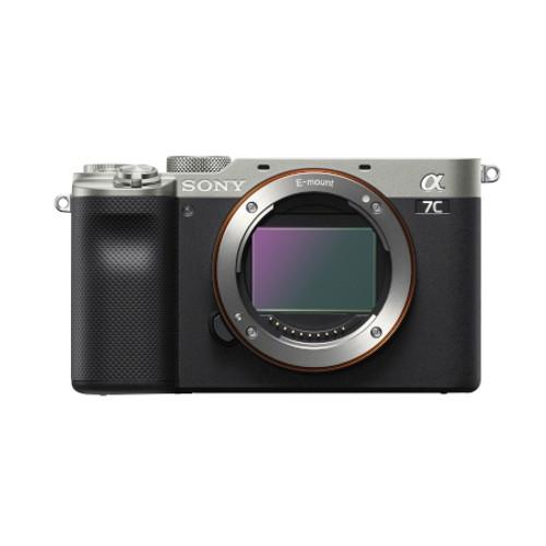 SONY ILCE7CS APS-C Mirrorless Interchangeable-Lens Camera - Silver
