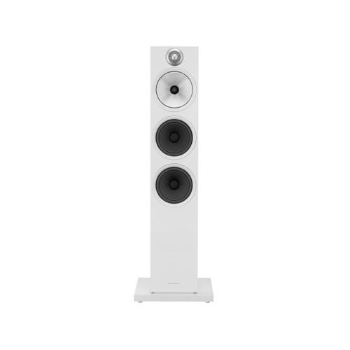 BOWERS & WILKINS FP40770 603 Floorstanding Speaker - Matte White B&W