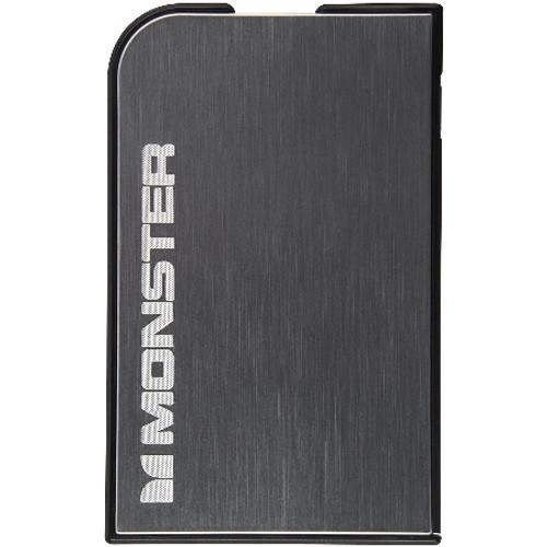 MONSTER MBLPCARDSLV2 Mobile PowerCard Portable Battery - Silver
