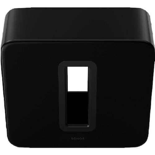 SONOS SUB Sonos Wireless Subwoofer (Gen 3) - Black