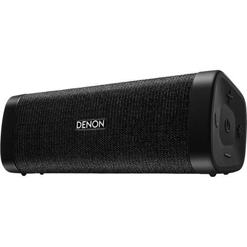 DENON DSB250BTBK Envaya Portable Bluetooth Speaker - Black
