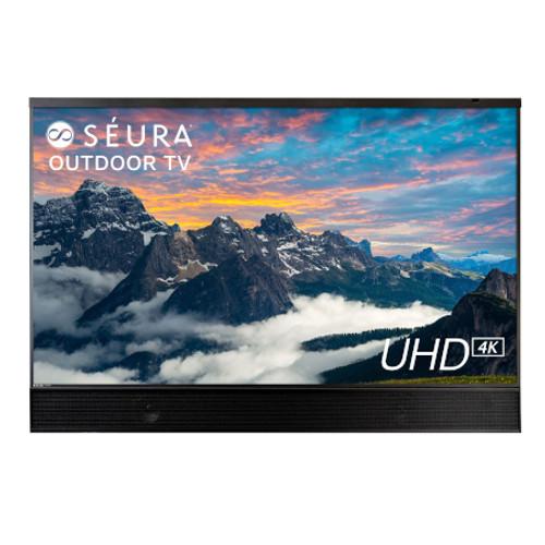 SEURA SHD275 Shade Series 2 Outdoor Television - 75 Inch Diagonal