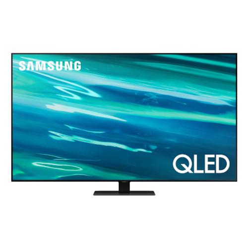 SAMSUNG QN85Q80AAF 85 Inch 4K UHD QLED HDR Smart TV - 84.5 Inch Diagonal