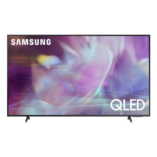 SAMSUNG QN65Q60AAF 65 Inch 4K UHD QLED HDR Smart TV - 64.5 Inch Diagonal