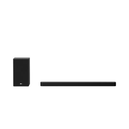 LG SP8YA 3.12 Channel Sound Bar Wireless Rear Speaker Kit