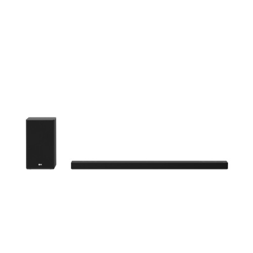 LG SP9YA 5.1.2 ch Sound Bar with Dolby Atmos and works with Alexa and Google Assistant