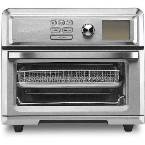 CUISINART TOA65 DIGITAL AIRFRYER TOASTER OVEN - Silver