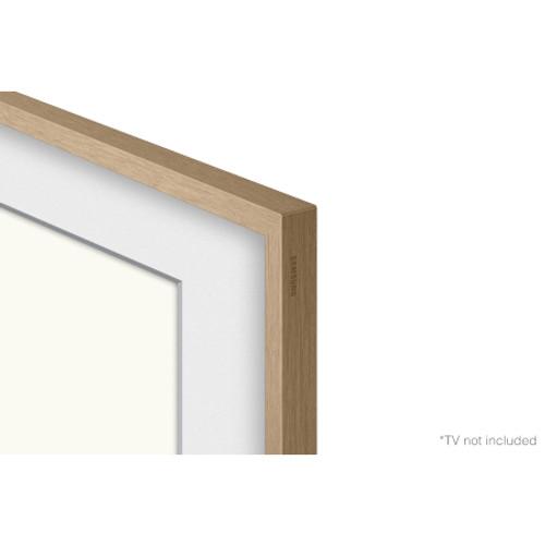 SAMSUNG VGSCFA43TK 43 Inch The Frame Customizable Bezel (2021) - Teak