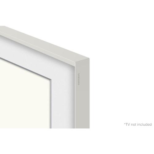 SAMSUNG VGSCFA43WT 43 Inch The Frame Customizable Bezel (2021) - Beveled White