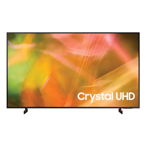 SAMSUNG UN50AU8000 50 Inch Crystal 4K UHD HDR Smart TV - 49.5 Inch Diagonal