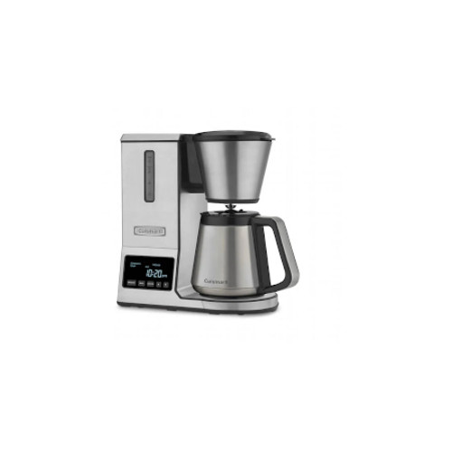 CUISINART CPO850P1 PUREPRECISION 8 CUP POUR-OVER COFFEE BREWER WITH THERMAL CARAFE