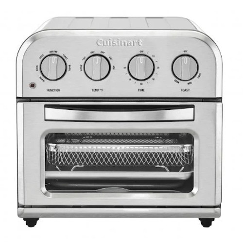 CUISINART TOA28 COMPACT AIRFRYER TOASTER OVEN