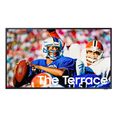 SAMSUNG QN75LST9TAF 75 Inch The Terrace Full Sun Outdoor QLED 4K HDR Smart TV - 74.5 Inch Diagonal
