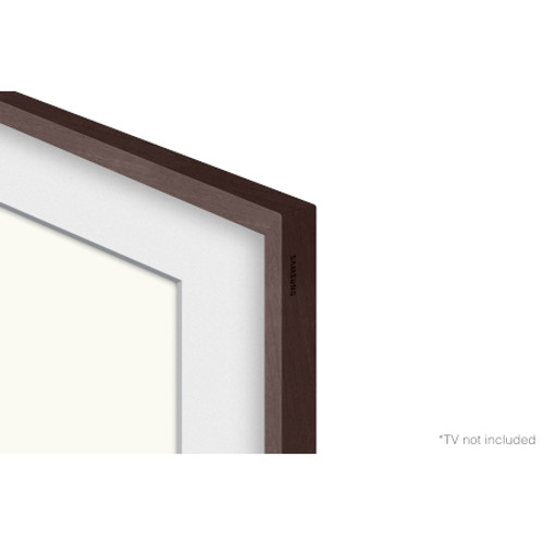 SAMSUNG VGSCFA43BW 43 Inch The Frame Customizable Bezel (2021) - Brown