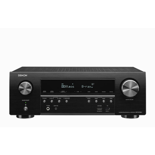 DENON AVRS960H (2020 Model) 7.2ch 8K AV Receiver with 3D Audio, Voice Control and HEOS Built-in
