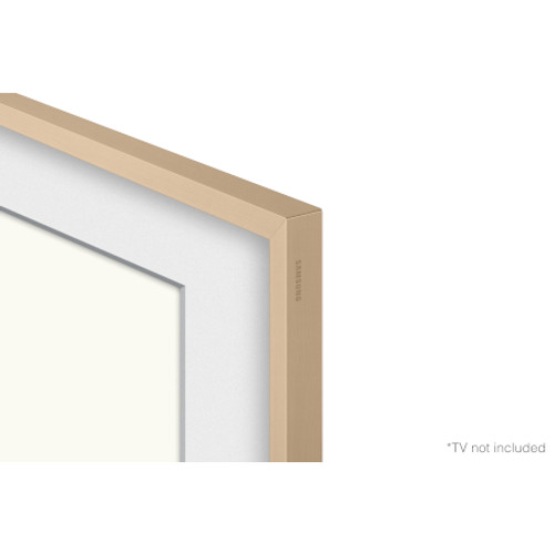 SAMSUNG VGSCFA75BEB 75 Inch The Frame Customizable Bezel (2021) - Beige