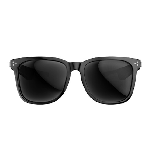 AUSOUNDS L101Black AU-Lens | Audio Sunglasses - Black