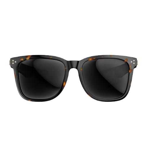AUSOUNDS L101Tortoise AU-Lens | Audio Sunglasses - Tortoise Brown