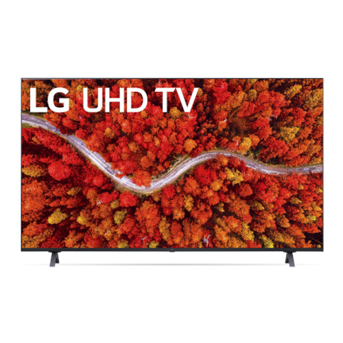 LG 65UP8000PUR 65 Inch 4K HDR Smart LED UHD TV with ThinQ - 64.5 Inch Diagonal