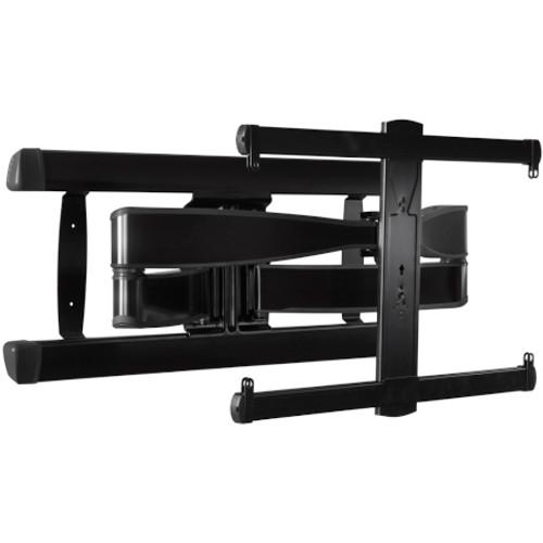 """SANUS VLF728B2 Full Motion TV Wall Mount for 42""""-90"""" TVs"""