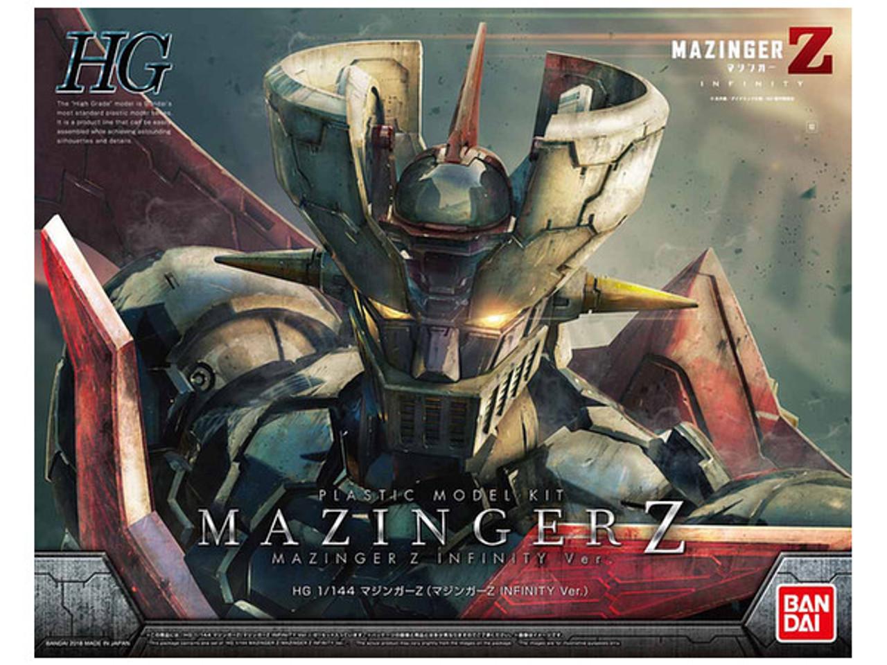 Mazinger Z: Infinity - Mazinger Z