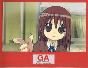 GA: Geijutsuka Art Design Class - Rilezu Post Production Cel 02