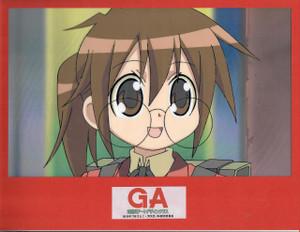 GA: Geijutsuka Art Design Class - Rilezu Post Production Cel 05