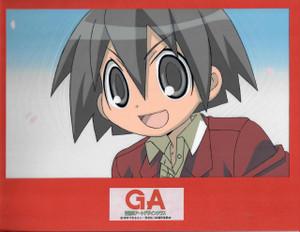 GA: Geijutsuka Art Design Class - Rilezu Post Production Cel 08