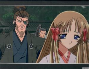 Yami to Boshi - Rilezu Post Production Cel 05