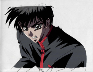 X The Movie - Production Cel 01
