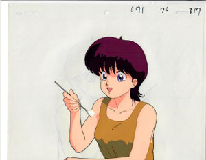 Kimagure Orange Road - Production Cel 24
