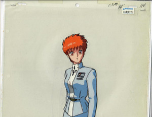 Gall Force - Production Cel 23