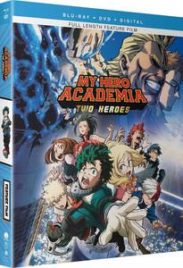 My Hero Academia Two Heroes Blu-ray/DVD