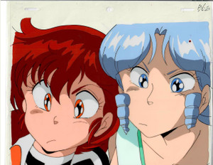 Project A-Ko - Production Cel 21