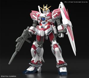 Gundam NT - RX-9/C Narrative Gundam C-Packs