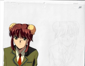 Fushigi Yugi - Production Cel 40
