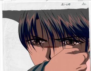 Fushigi Yugi - Production Cel 42